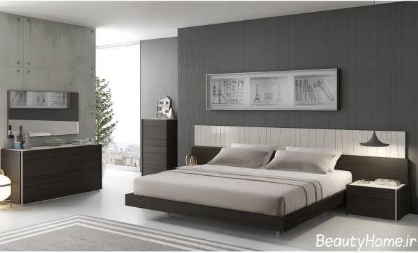 مدل تختخواب ام دی اف