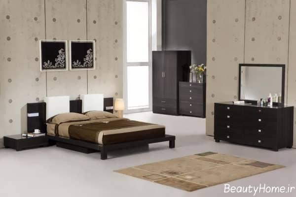 سرویس خواب با طراحی متفاوت