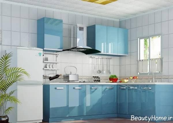 معرفی رنگ های زیبا برای کابینت آشپزخانه