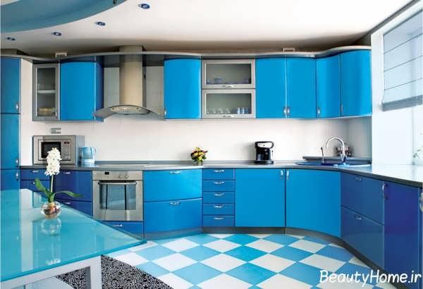 معرفی رنگ کابینت برای آشپزخانه