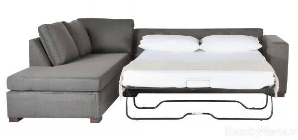 مدل مبل زیبا و متفاوت تختخواب شو