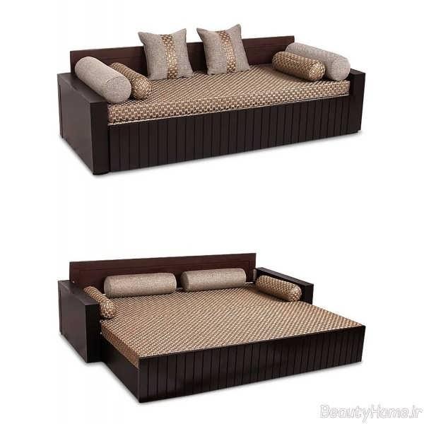 مدل های مبل های تختخواب شو