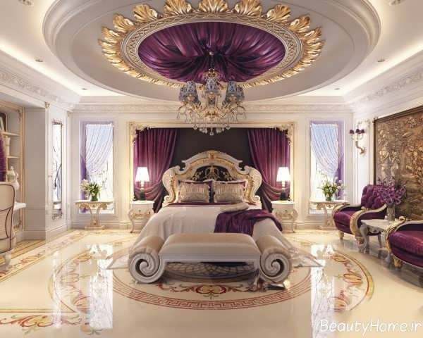 زیباترین اتاق خواب های دنیا