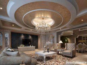 دکوراسیون های پذیرایی زیباترین خانه دنیا