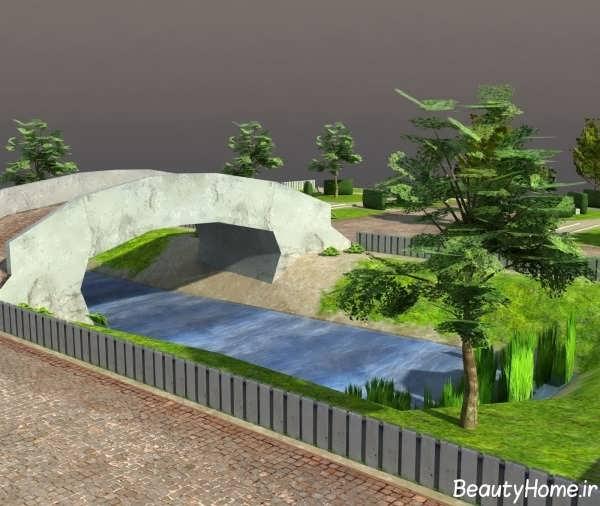 فضای سبز در درون شهر ها