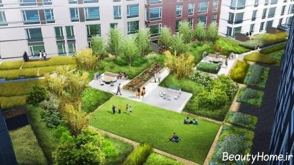 نکاتی برای ایجاد کردن فضای سبز در درون شهر ها