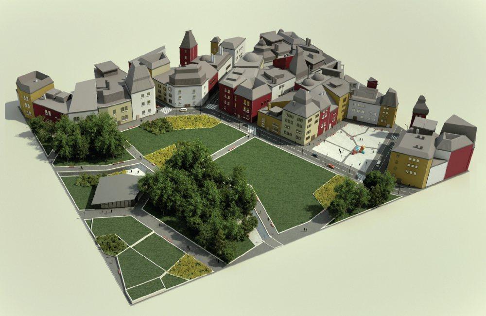 فضای سبز شهره با ایده های جذاب و کاربردی