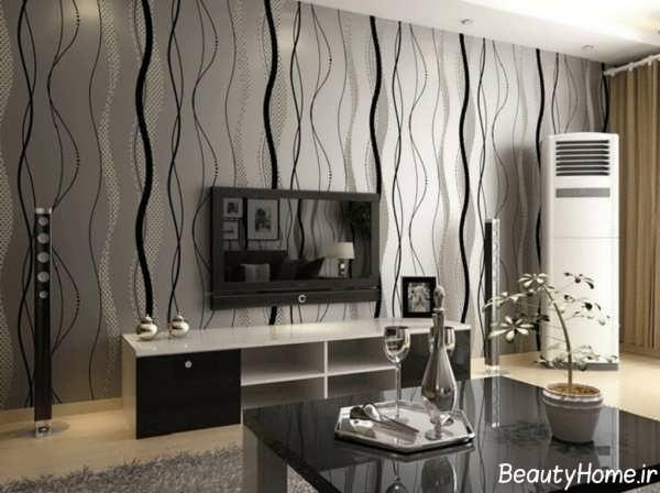 کاغذ دیواری با طرح های متفاوت و ایده آل