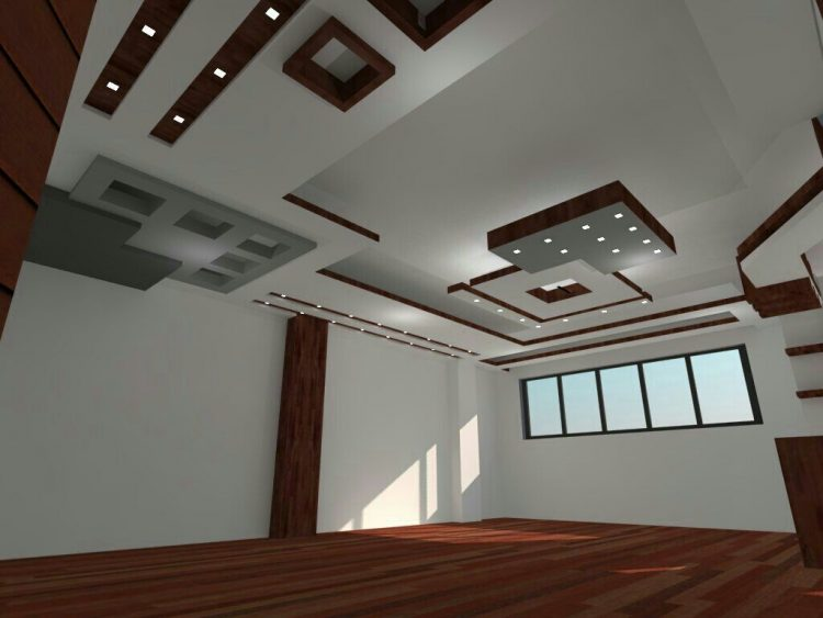 طرح کناف سقف