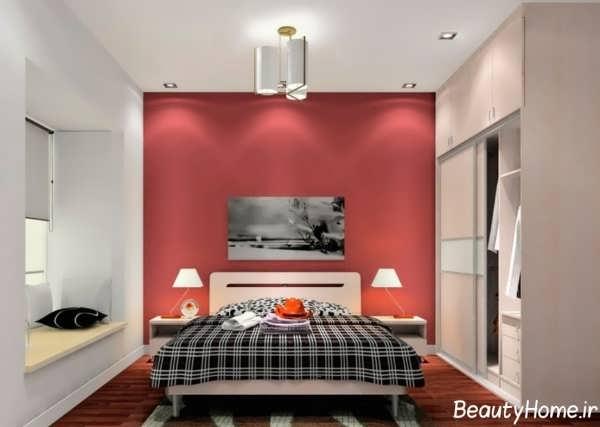 اتاق خواب زیبا و بی نظیر دخترانه