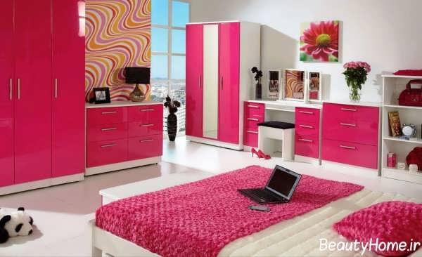 مدل زیبا و مدرن اتاق خواب