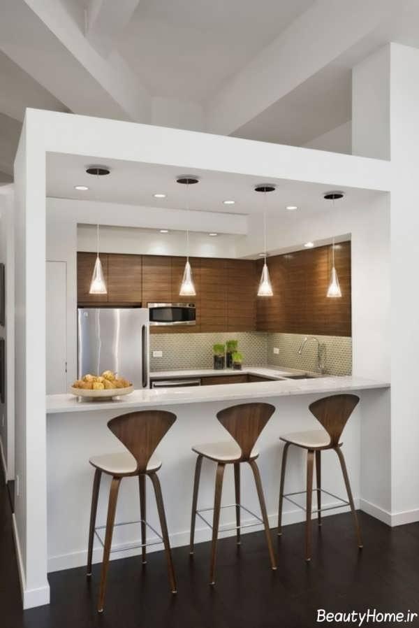 مدل های زیبا لوستر آشپزخانه
