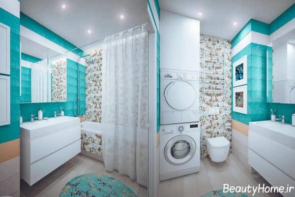دکوراسیون رنگی برای فضاهای مختلف خانه