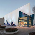 نمای ساختمان تجاری با طراحی های مدرن