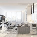 طراحی پذیرایی برای خانه های لوکس و مدرن
