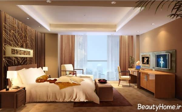 مدل اتاق خواب دو نفره