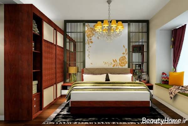 زیباترین نمونه های دکوراسیون اتاق خواب