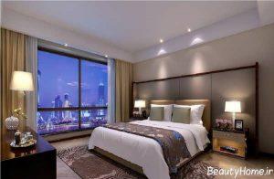 طراحی نورپردازی در درون اتاق خواب