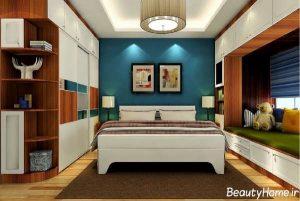 مدل طراحی دکوراسیون اتاق خواب