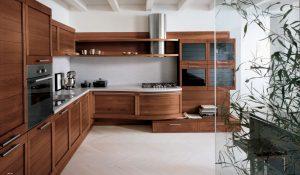 مدل کابینت چوبی مدرن و زیبا