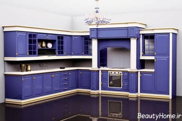 مدل های زیبا و مدرن کابینت چوبی