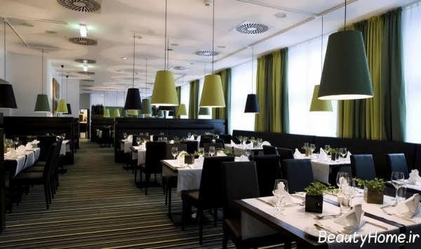 انواع طراحی ها برای رستوران
