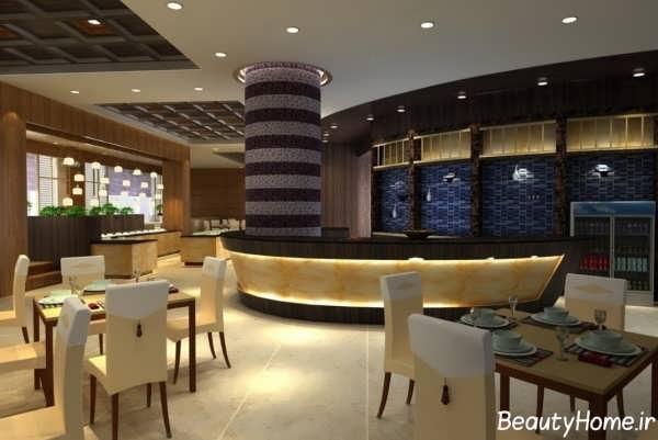 زیباترین و جدیدترین طراحی ها دکوراسیون داخلی رستوران