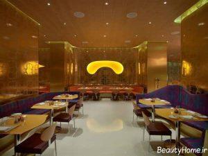 طراحی رستوران های شیک و زیبا