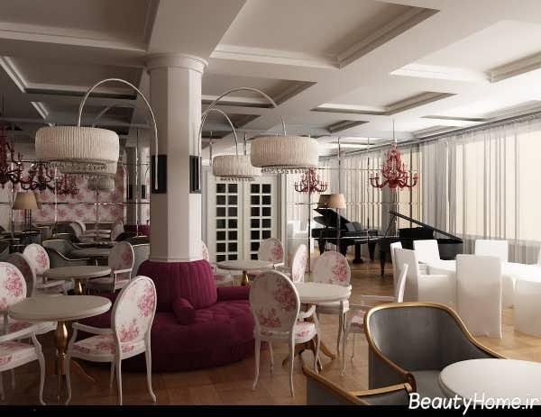 بهترین طراحی ها برای رستوران های لوکس