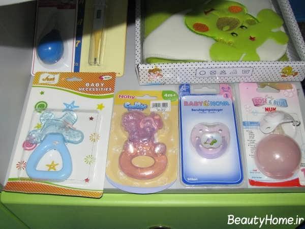 وسایل مورد نیاز و ضروری برای نوزاد دختر