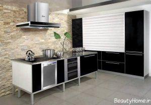 پرده های شیک و زیبا برای آشپزخانه