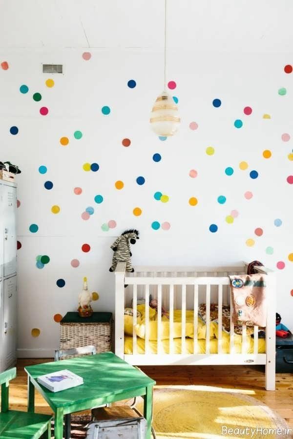 مدل های جذاب و زیبا کاغذ دیواری