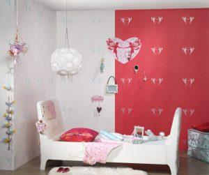 کاغذ دیواری اتاق نوزاد با جدیدترین طرح های فانتزی و بچه گانه