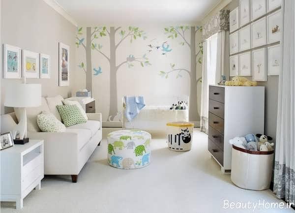 زیباترین طرح های کاغذ دیواری