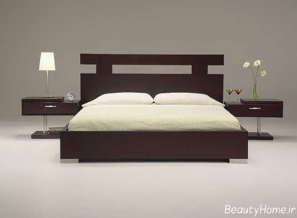 انواع نمونه های تخت خواب عروس