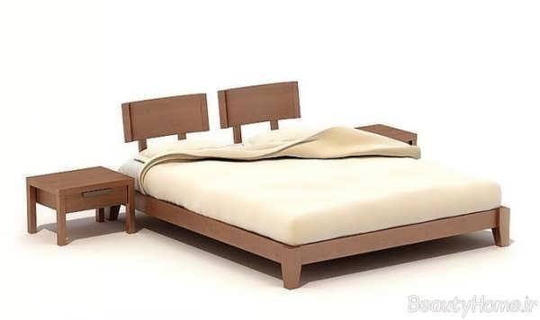 مدل تخت خواب مدرن برای عروس