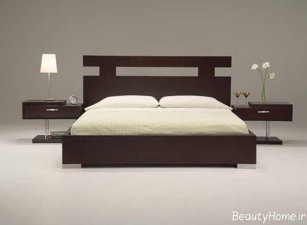 زیباترین طرح های تخت خواب عروس