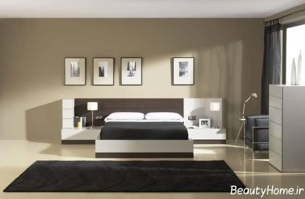 طرح های زیبا و جدید تخت خواب عروس
