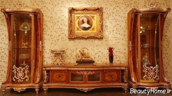 مدل بوفه برای دکوراسیون های سلطنتی
