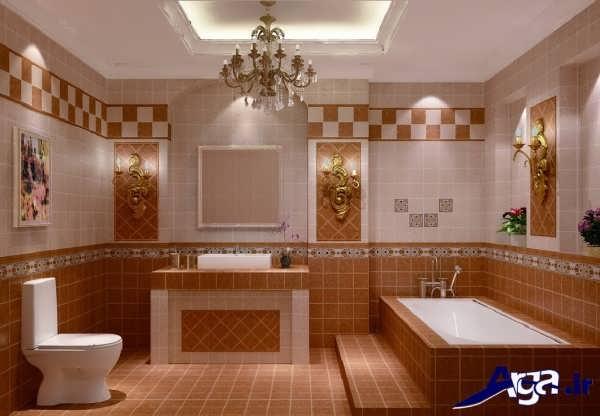 طراحی حمام و سرویس بهداشتی مدرن