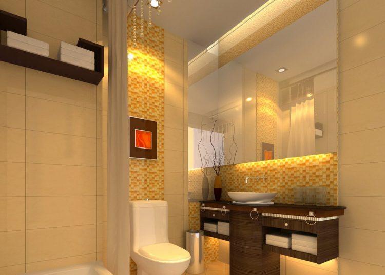 دکوراسیون سرویس بهداشتی با طراحی های لوکس و مدرن