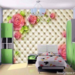 طراحی زیبا اتاق کودک