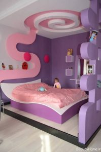 انواع ایده های جالب برای طراحی دکوراسیون اتاق کودک