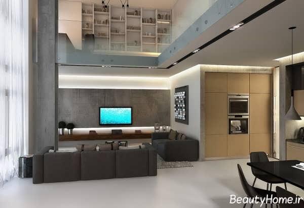 طراحی های داخلی زیبا برای خانه دوبلکس