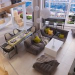 تصاویر 4 خانه دوبلکس با طراحی های داخلی مدرن
