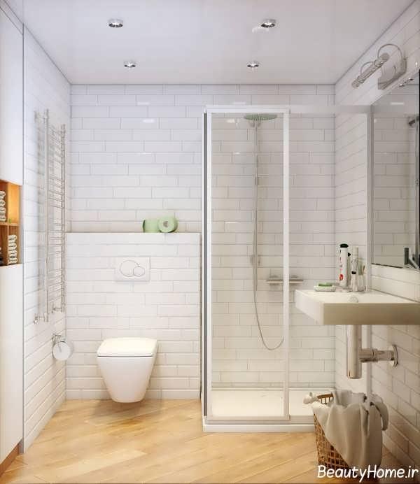طراحی سرویس بهداشتی در درون خانه های دوبلکس