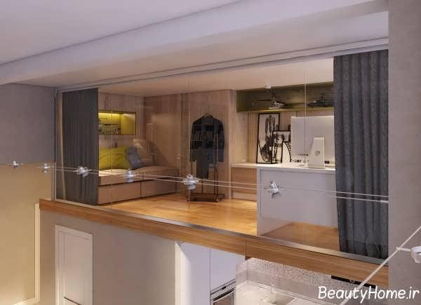 تصاویر طراحی های داخلی در 4 خانه دوبلکس