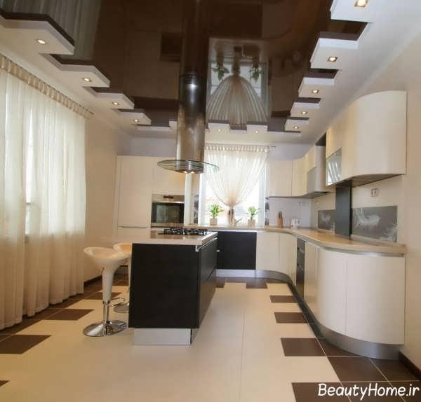 کناف سقف با طراحی های کاربردی و جذاب