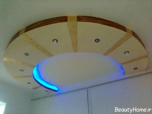 نورپردازی مدرن برای کناف سقف