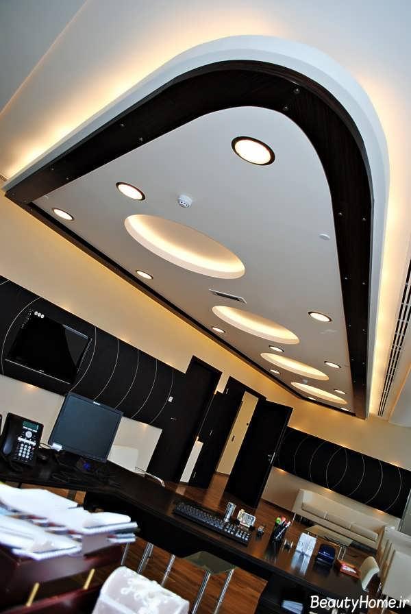 زیباترین طراحی ها برای کناف سقف